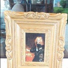 Varios objetos de Arte: CUADRO DECORACION RETRATO. Lote 64011155