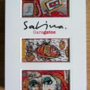 Varios objetos de Arte: CUADRO CAJA DEL LIBRO JOAQUIN SABINA GARAGATOS ARTIKA. Lote 151014757