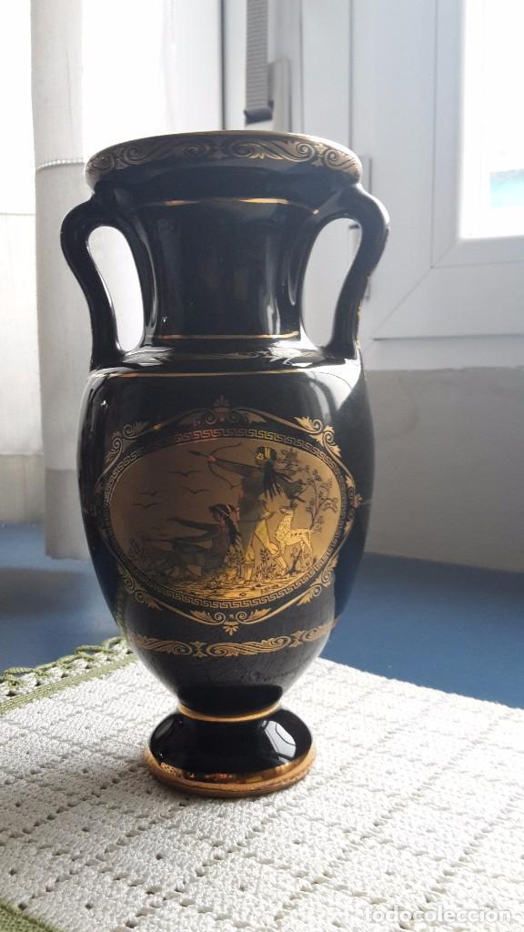 Varios objetos de Arte: JARRON GRIEGO PINTADO EN ORO - Foto 5 - 66869862
