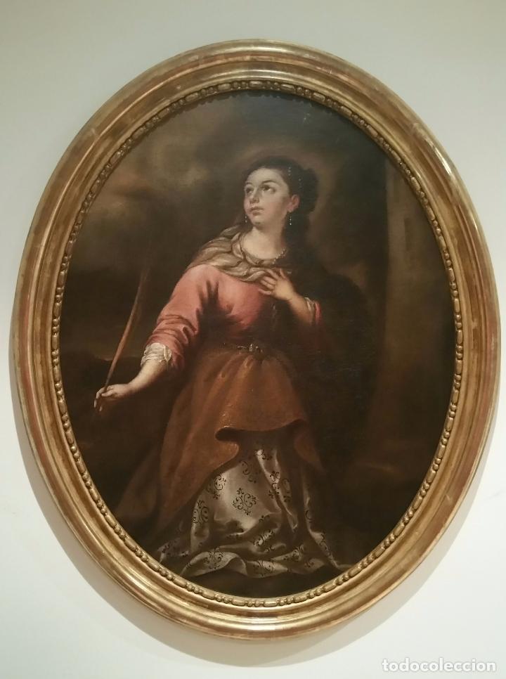 ESCUELA SEVILLANA S. XVII. TALLER DE BARTOLOMÉ ESTEBAN MURILLO. (Arte - Varios Objetos de Arte)