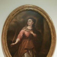 Varios objetos de Arte: ESCUELA SEVILLANA S. XVII. TALLER DE BARTOLOMÉ ESTEBAN MURILLO.. Lote 66948218