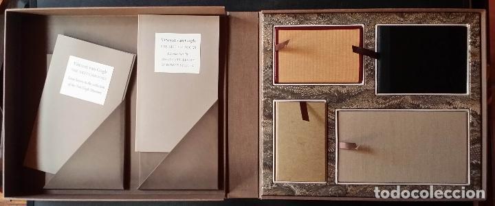 Varios objetos de Arte: VINCENT VAN GOGH: SKETCHBOOKS / Libro de artista / Londres, The Folio Society, 2013 - Foto 6 - 68250261