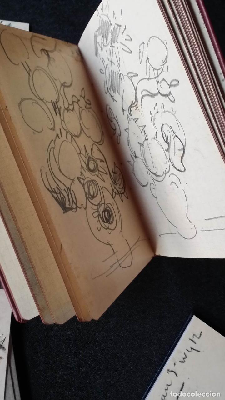Varios objetos de Arte: VINCENT VAN GOGH: SKETCHBOOKS / Libro de artista / Londres, The Folio Society, 2013 - Foto 10 - 68250261