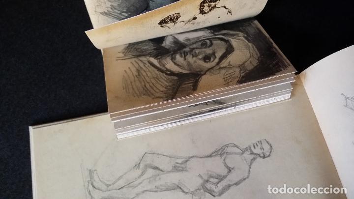 Varios objetos de Arte: VINCENT VAN GOGH: SKETCHBOOKS / Libro de artista / Londres, The Folio Society, 2013 - Foto 11 - 68250261