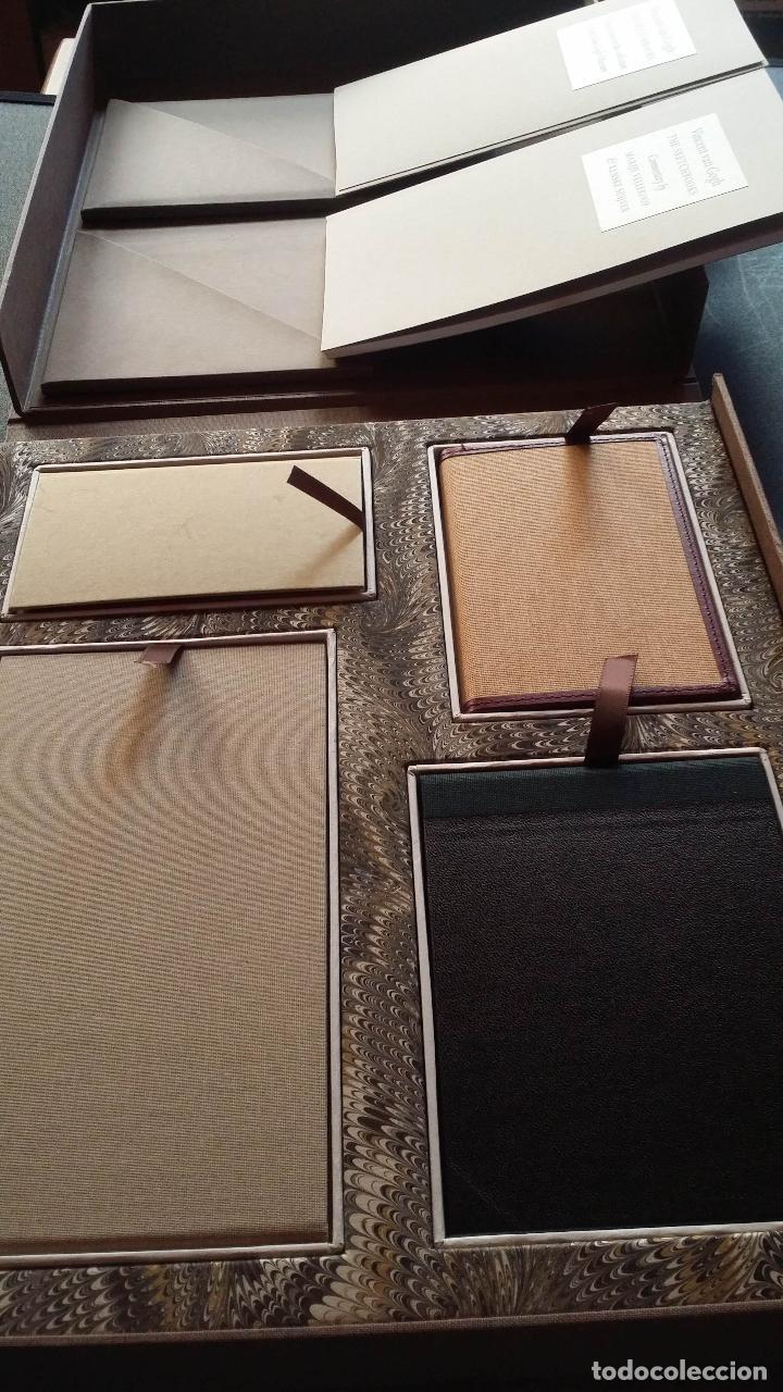Varios objetos de Arte: VINCENT VAN GOGH: SKETCHBOOKS / Libro de artista / Londres, The Folio Society, 2013 - Foto 16 - 68250261