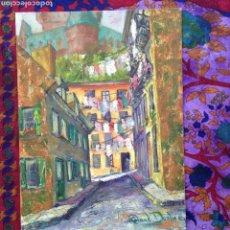Varios objetos de Arte: ROLAND DOSTIE (1919-). LUNDI MATIN. FIRMADO Y CERTIFICADO. Lote 69750081