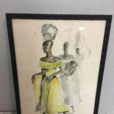 Varios objetos de Arte: IMPRESIÓN. Lote 72734585