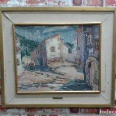 Varios objetos de Arte: VICENTE SEGURA ACUARELA. Lote 73934331