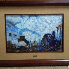 Varios objetos de Arte: CUADRO DE ESMALTE. Lote 74094381