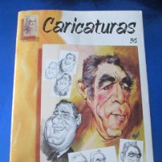 Varios objetos de Arte: FASCÍCULO-COLECCIÓN LIONARDO-CARICATURAS-Nº36-VINCIANA EDITORA-BUEN ESTADO-VER FOTOS.. Lote 74313327