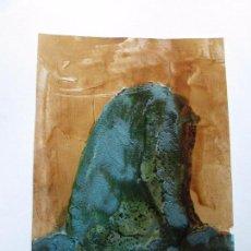 Varios objetos de Arte: *(1)-ARTE-OBRA-TIERRA DE MENHIRES 99-MARGARITA CHAS OCAÑA-EXCELENTE TRABAJO-VER MEDIDAS EN FOTOGRAF. Lote 74858975