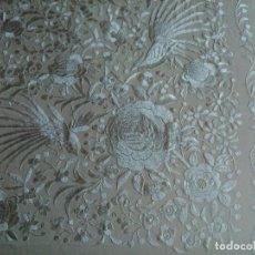 Varios objetos de Arte: MONTÓN DE MANILA MARFIL. Lote 77371413