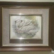 Varios objetos de Arte: CUADRO SOBRE METAL. Lote 78828809