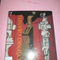 Varios objetos de Arte: LIBRO-EUGENIO GRANELL-DIPUTACIÓN PROVINCIAL DA CORUÑA-1994-475 PÁGINAS-CASI TODAS SUS OBRAS.. Lote 81096984