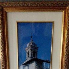 Varios objetos de Arte: CUADROS DE VARIAS LÁMINAS ENMARCADAS DE VITORIA GASTEIZ VER FOTOS. Lote 81698108
