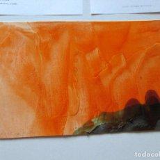 Varios objetos de Arte: *(14)-ARTE-EN SEGUNDO PLANO-MARGA CHAS OCAÑA-26X15,5 CMS-PERFECTO ESTADO-VER FOTOS.. Lote 81722028