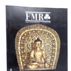 Varios objetos de Arte: FMR Nº 36 REVISTA DE ARTE. FRANCO MARIA RICCI. EDICIÓN ITALIANA. Lote 82886304