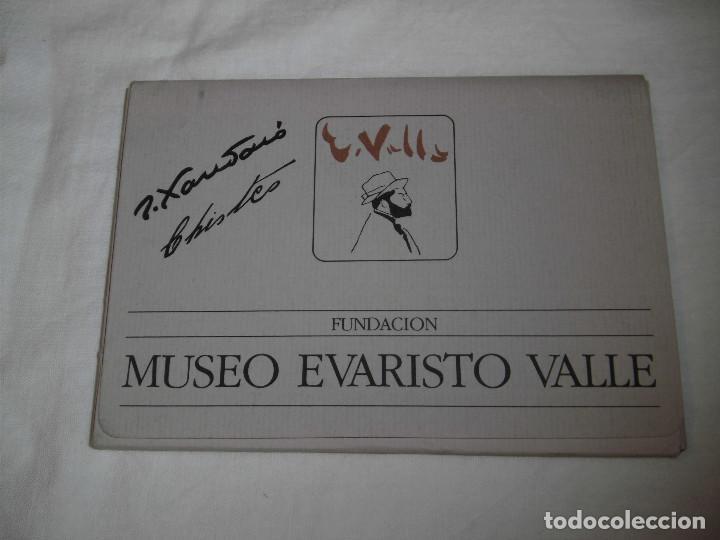 FUNDACION MUSEO EVARISTO VALLE.JOAQUIN XAUDARO LOS VERANEOS DEL NORTE.LIBRO Y 30 DIBUJOS PARA CHISTE (Arte - Varios Objetos de Arte)