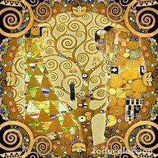 Varios objetos de Arte: CUADRO MANDALA ARBOL DE LA VIDA EN MADERA DE TAMAÑO 60X60 CM. EXCLUSIVO. Lote 166932938