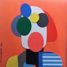 Varios objetos de Arte: ANTONIO SACRAMENTO. Lote 85489656