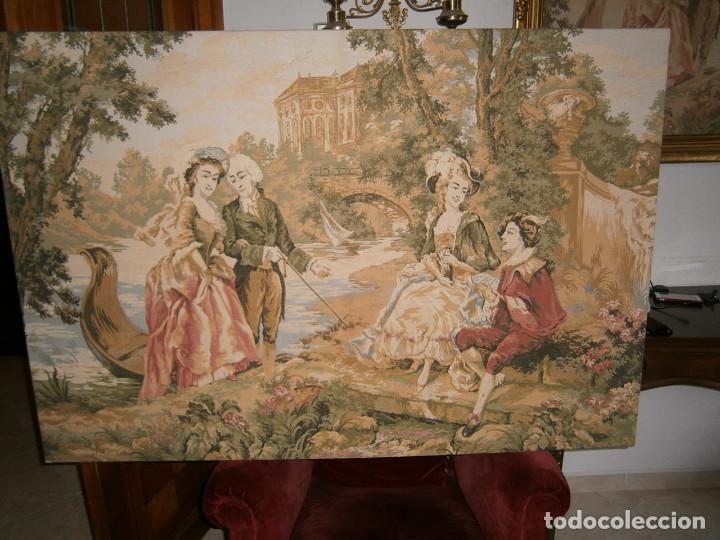 PRECIOSO TAPIZ (MEDIDAS..ALTO 93 ANCHO 139) (Arte - Varios Objetos de Arte)