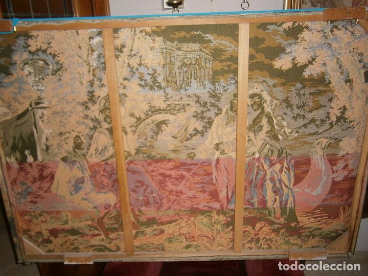 Varios objetos de Arte: PRECIOSO TAPIZ (MEDIDAS..ALTO 93 ANCHO 139) - Foto 4 - 90841395
