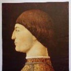 Varios objetos de Arte: LOTE 5 CARTELES GOYA, RAFAEL, RENOIR, ALBERTINI, RENACIMIENTO / MUSEO DEL PRADO. Lote 91695745