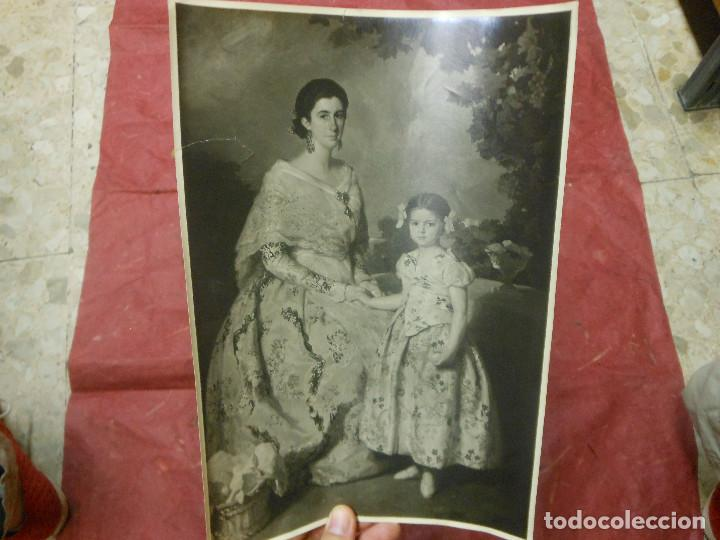 Varios objetos de Arte: 3 FOTOGRAFIA DE MANUEL BENEDITO VIVES DE VALENCIA ARTE PINTOR - FOTO MORENO MADRID - Foto 5 - 93370360