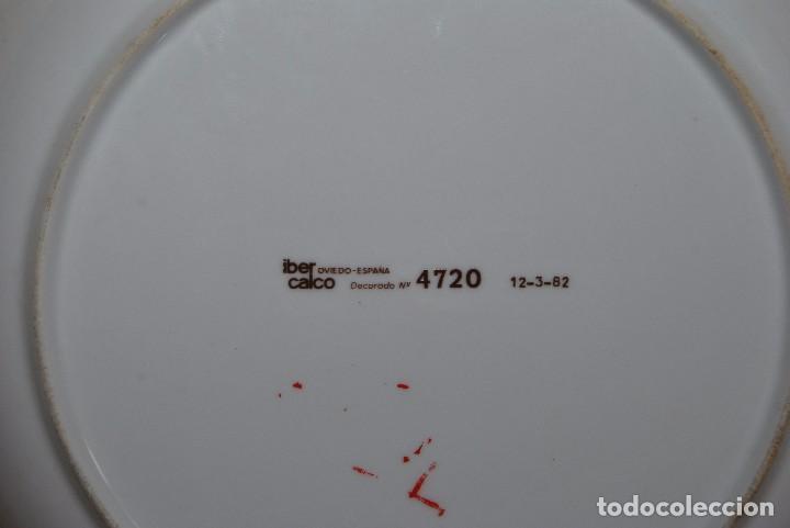 Varios objetos de Arte: PLATO DE PORCELANA - SALVADOR DALÍ - IBERCALCO - 1982 - Foto 6 - 94344026