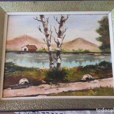 Varios objetos de Arte: MARCO ANTIGUO. Lote 95200767