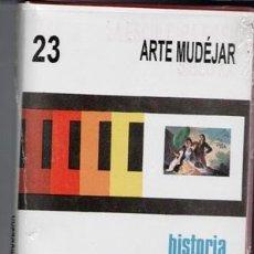Varios objetos de Arte: HISTORIA DEL ARTE ESPAÑOL. DIAPOSITIVAS. 23 ARTE MUDEJAR. PRECINTADO. Lote 95361599