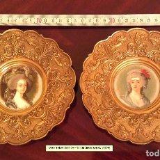 Varios objetos de Arte: PLATOS DECORATIVO. Lote 96681383