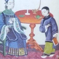 Varios objetos de Arte: COLECCIÓN DE ARTE CHINO DEL SIGLO XVIII PALACIO REAL DE ARANJUEZ. Lote 98058335