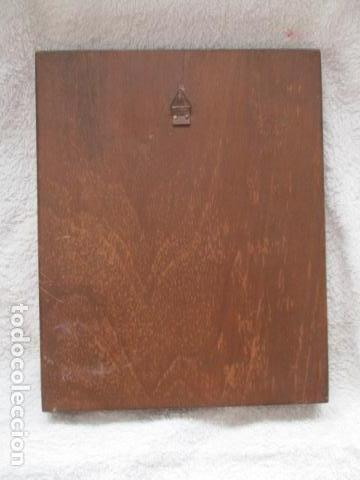 Varios objetos de Arte: ESMALTE AL FUEGO ENMARCADO EN PLATA DE LEY (MITAD DEL SIGLO XX) - Foto 6 - 98118887