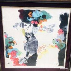 Varios objetos de Arte: MODEST CUIXART OBRA. Lote 99342126