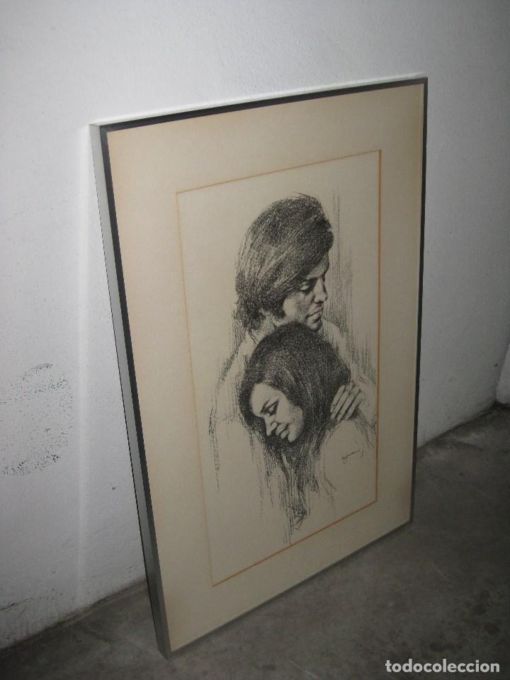 Varios objetos de Arte: Cuadro aluminio, retrato - Foto 4 - 100079595