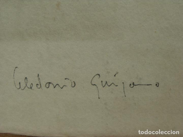 Varios objetos de Arte: Acrílico sobre papel Desnudo - Siglo XX - Foto 3 - 100939175