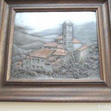Varios objetos de Arte: BAJORRELIEVE POR GALVANOPLASTIA - AVRAMOV. Lote 58207906