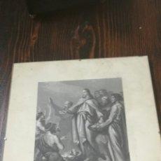 Varios objetos de Arte: LAMINA GRABADO. Lote 102442854