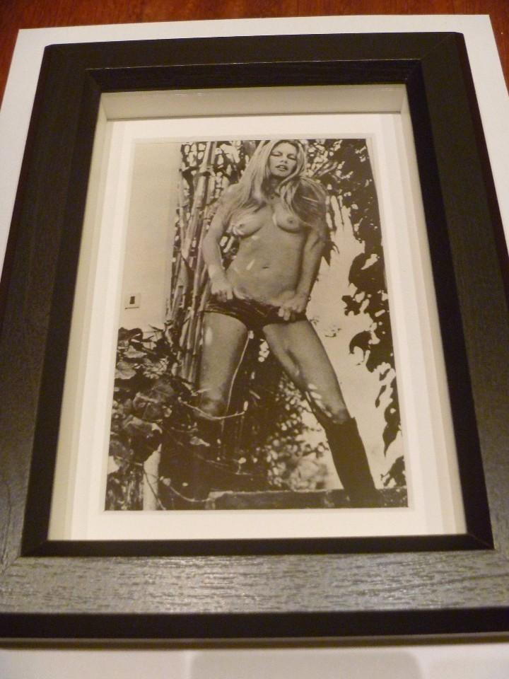 Varios objetos de Arte: COMPOSICIÓN MUJER Y DESNUDO ARTE ERÓTICO SIGLO XX MURAL ARTÍSTICO PARED IDEAL REGALO EROTIC ARTWORK - Foto 7 - 103073439