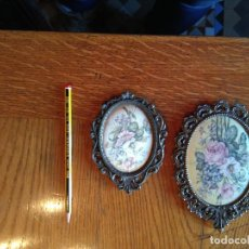 Varios objetos de Arte: SEDA PINTADA. Lote 103100355