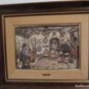 Varios objetos de Arte: PRECIOSO CUADRO EN 3D DE ANTON PIECK. Lote 103311171