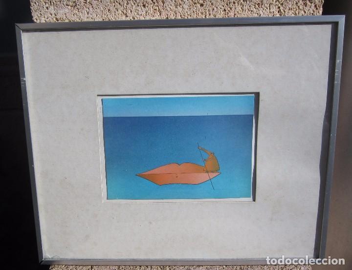Varios objetos de Arte: cuadro - Foto 2 - 103934215