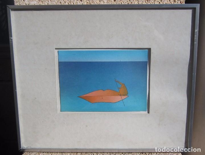 Varios objetos de Arte: cuadro - Foto 3 - 103934215