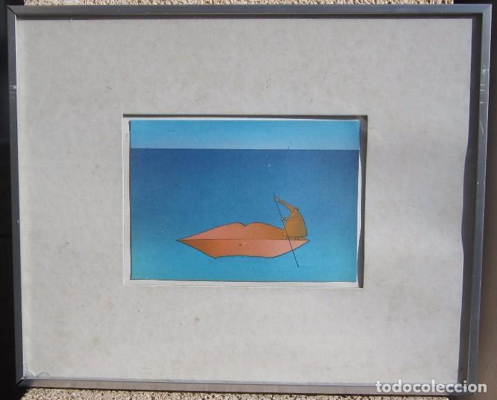 Varios objetos de Arte: cuadro - Foto 5 - 103934215