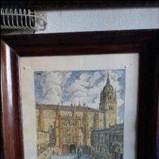 Varios objetos de Arte: PLUMA DE ABRAIDO DEL REY. Lote 103518631