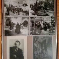 Varios objetos de Arte: IGNACIO GIL SALA - FOTOGRAFIAS ORIGINALES - FIRMADAS Y DEDICADAS. Lote 105320472