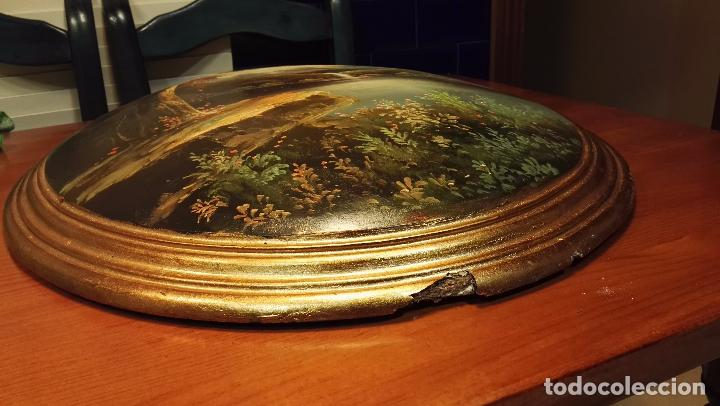 Varios objetos de Arte: Cuadro oval - Foto 7 - 106102119