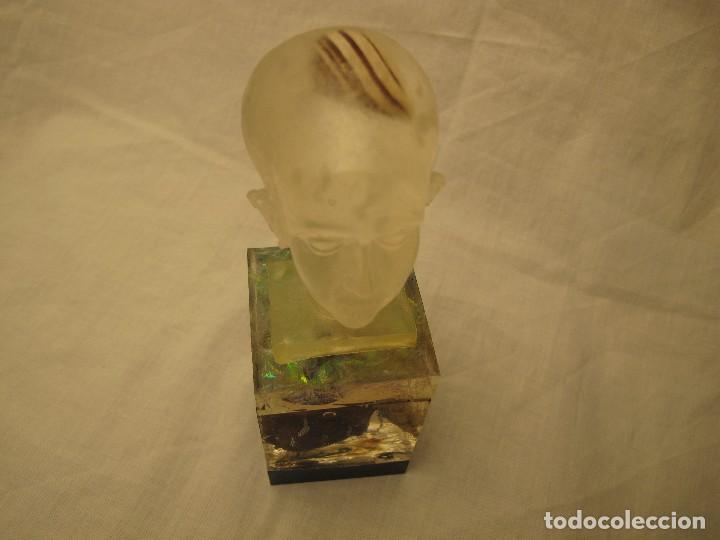Varios objetos de Arte: Espectacular orgonita escultura transparente epoxi y materiales orgánicos - Foto 6 - 107551555