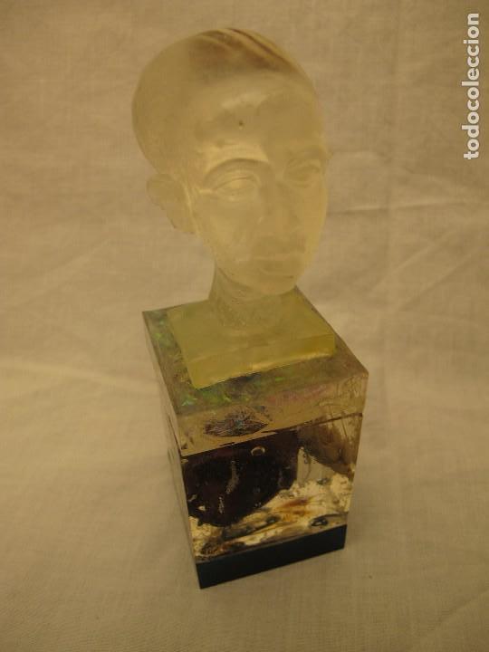 Varios objetos de Arte: Espectacular orgonita escultura transparente epoxi y materiales orgánicos - Foto 3 - 107551555